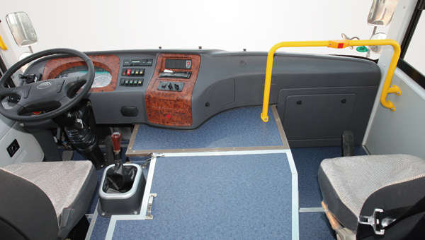 ZK5110XLH5教练车