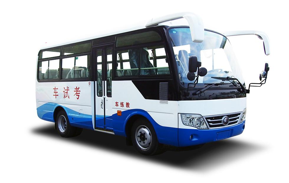 ZK5060XLH系列教练车